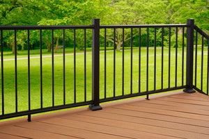HavenView CitySide Railing Sample