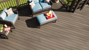 ArmorGuard Decking Samples
