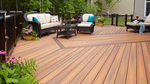Concordia Horizon Decking Samples
