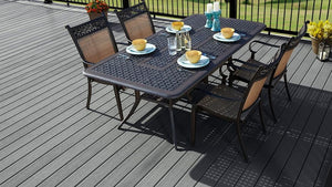 Paramount Decking Samples