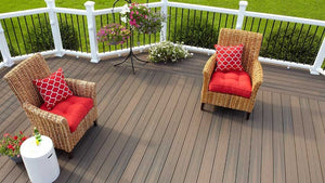 Sanctuary Decking Samples