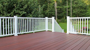 Concordia Symmetry Decking Samples
