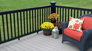 HavenView CountrySide Railing Samples