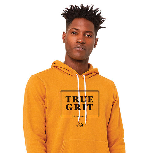 True Grit - Unisex Sponge Fleece Pullover