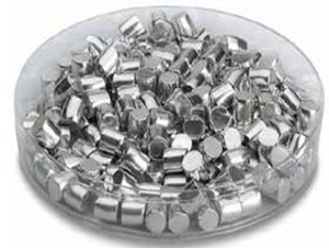 Aluminum, Al Pellets  - Evaporation Material -99.999% purity