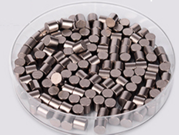 Nickel, Ni  Pellets  - Evaporation Material - 99.995% purity-  6mm x 6mm