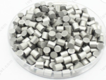 Niobium, Nb Pellets - Evaporation Material - 99.95% purity- 6mm x 6mm