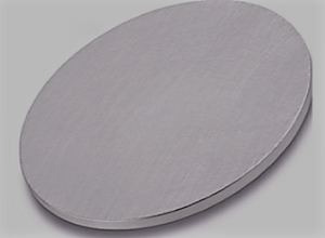 Silicon, Si - Sputtering Target - 99.999% purity