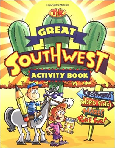 Great Southwest Activity Book