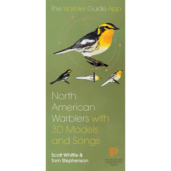 North American Warblers with 3D Models and Songs - The Warbler Guide App