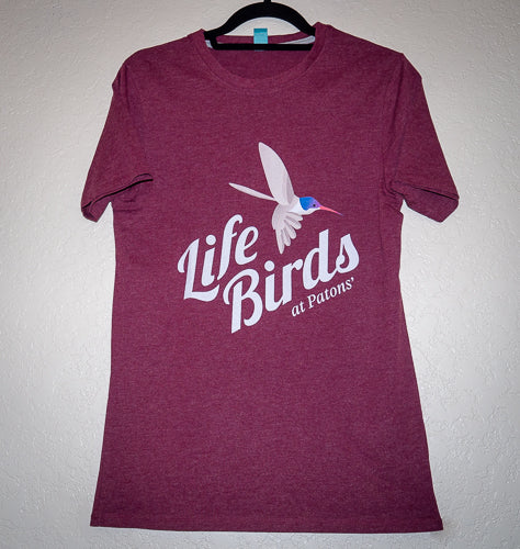 Tshirt Paton Center Life Bird