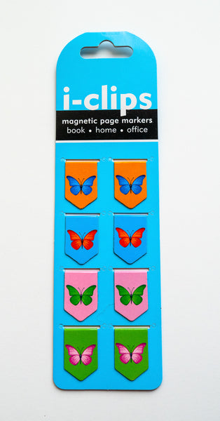 i-clips Magnetic Page Markers