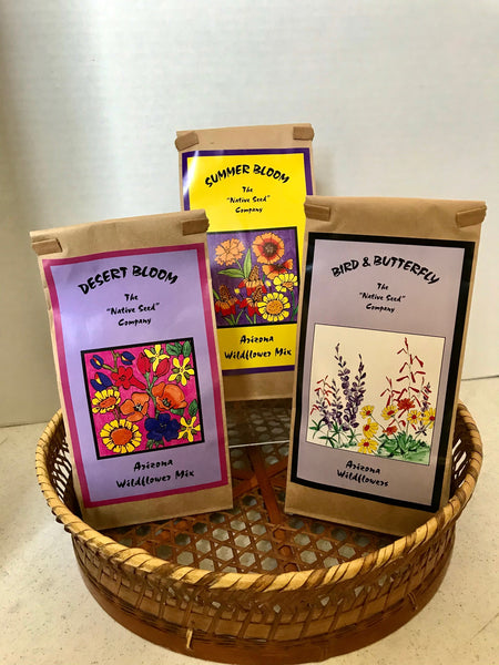 Wildflower Seed Bundle
