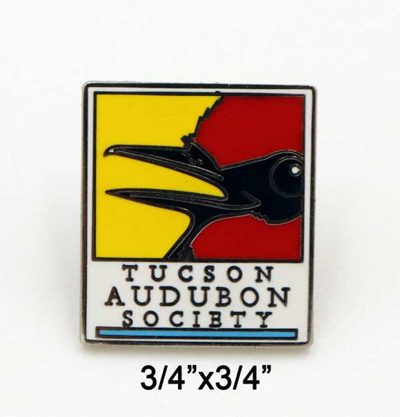 Tucson Audubon Hat or Lapel Pin