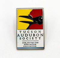 Tucson Audubon Collector Pin