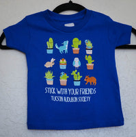 Infant T-shirt Stick With Me