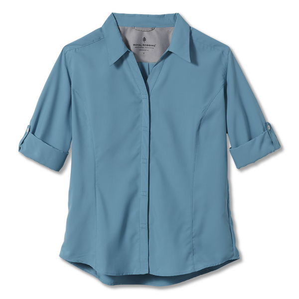 Women's 3/4 Sleeve Sun Shirt by Royal Robbins