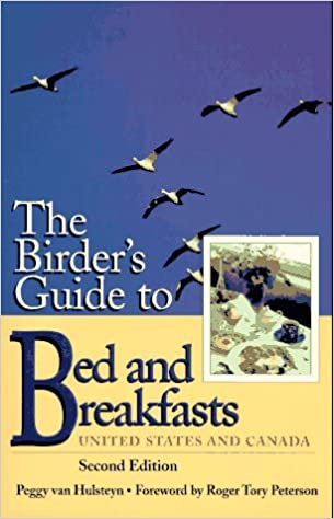 USED - Birder's Guide to Bed and Breakfasts, United States and Canada, Hulsteyn