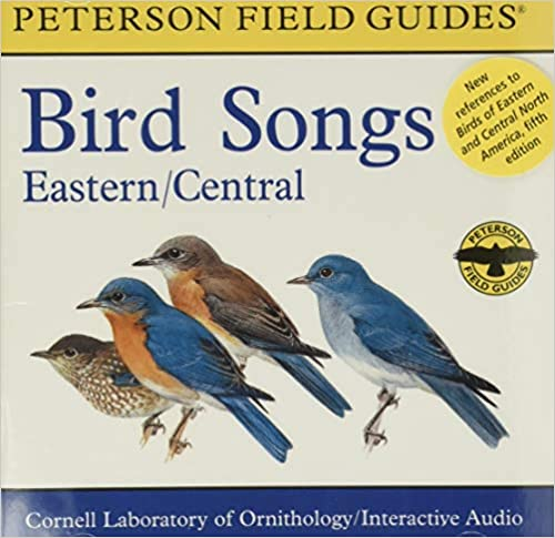 USED - Bird Songs, Eastern/Central, Audio CD, Peterson Field Guides