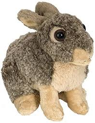 "12"" Stuffed Plush Rabbit"