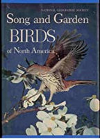 USED-Song and Garden Birds of North American, National Geographic Society