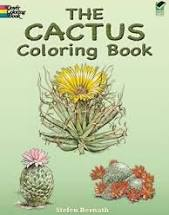 The Cactus Coloring Book