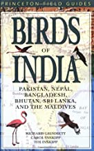 USED - Birds of India, Grimmett
