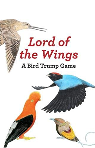"Card Game, ""Lord of the Wings"""
