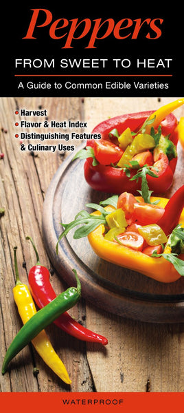 Peppers - From Sweet to Heat