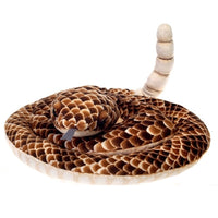 Rattlesnake Plush by Fiesta Toy