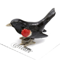 Little Critterz Porcelain Bird Miniatures