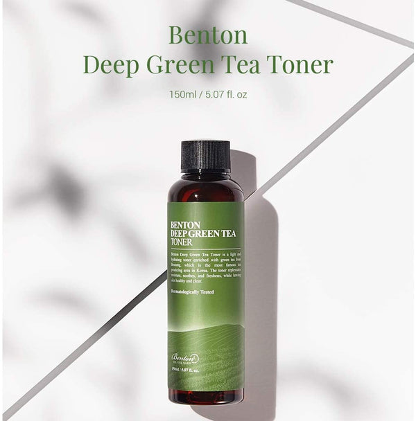 Deep Green Tea Toner 150ml