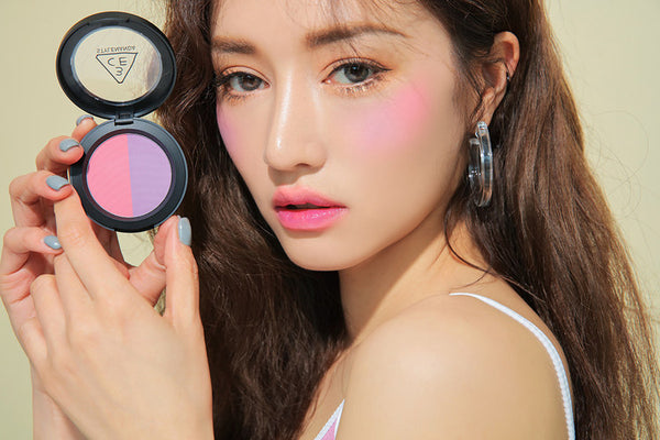 Duo Color Face Blush 5g