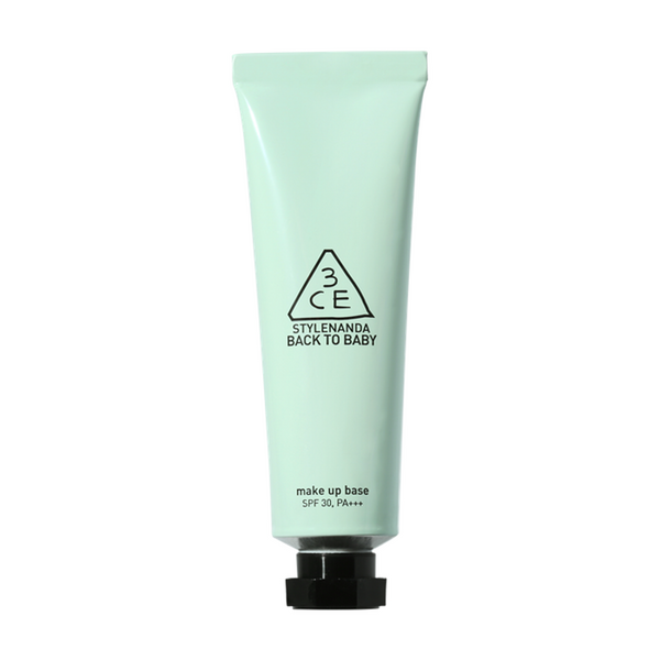 Back To Baby Make Up Base SPF 30 PA+++ (Mint Green) 30ml