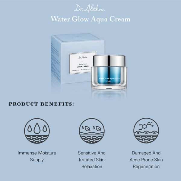Water Glow Aqua Cream 50ml