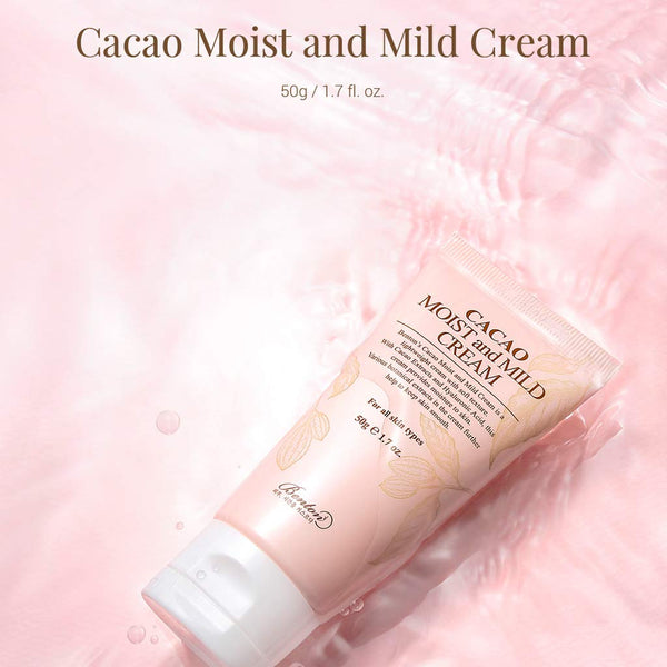 Cacao Moist And Mild Cream 50g