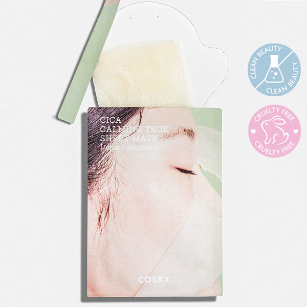 Pure Fit Cica Calming True Sheet Mask