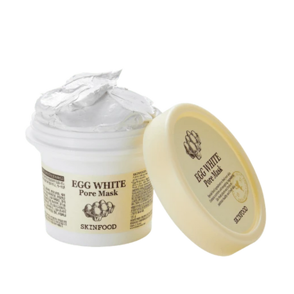 Egg White Pore Mask 125g