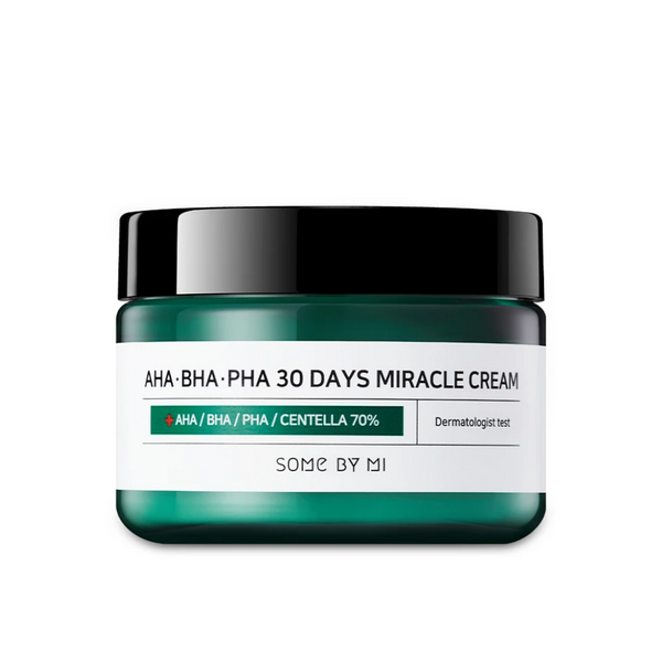 AHA, BHA, PHA 30 Days Miracle Cream 50ml