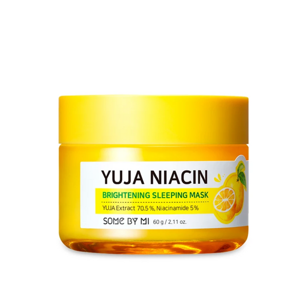 Yuja Niacin Brightening Sleeping Mask 60g