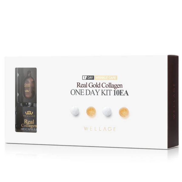 Gold Collagen One Day Kit 10-Day Set
