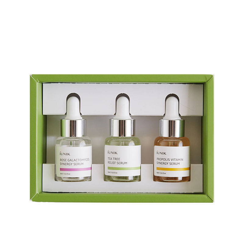 Daily Serum Trial Kit 3 pcs