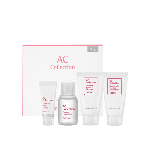 AC Collection Trial Kit Mild 4 pcs