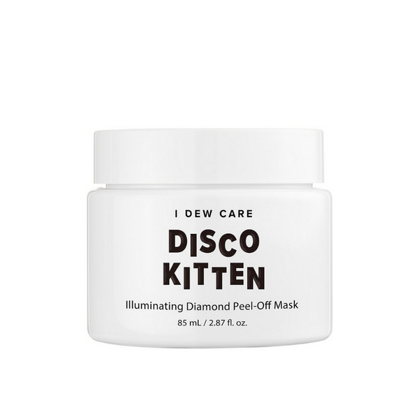 Disco Kitten Illuminating Diamond Peel-Off Mask 85ml
