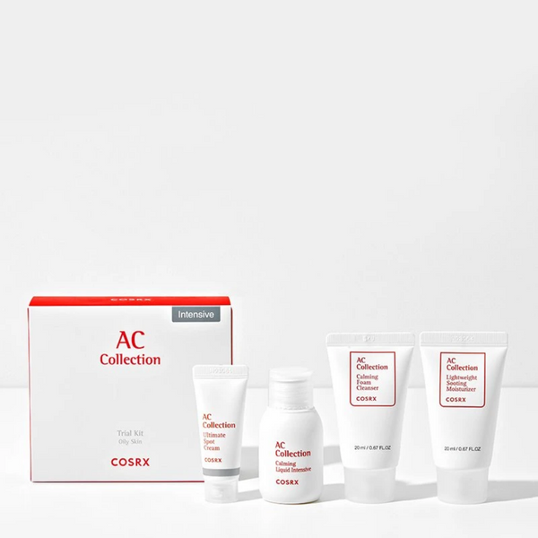 AC Collection Trial Kit Intensive 4 pcs