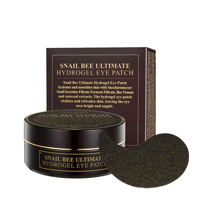 Snail Bee Ultimate Hydrogel Eye Patch (60patches)