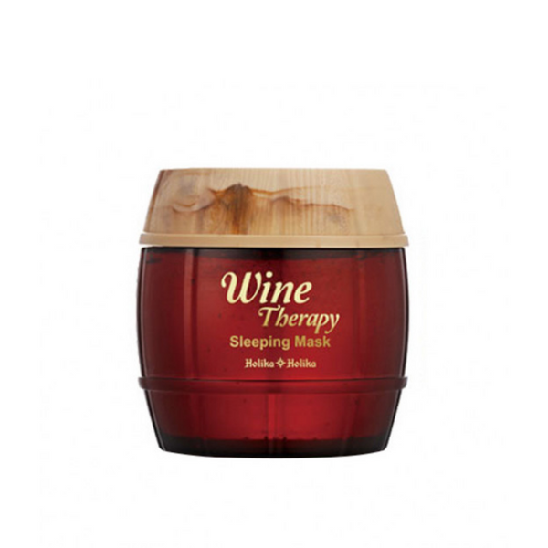 Wine Therapy Sleeping Mask 120ml (Red)