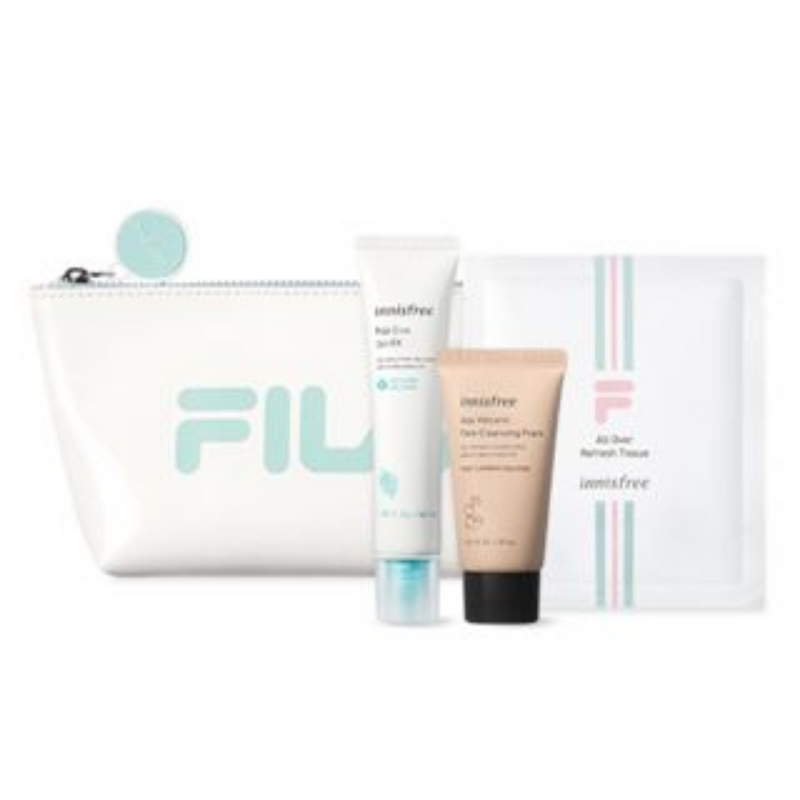 Mint Calming Kit FILA Limited Edition