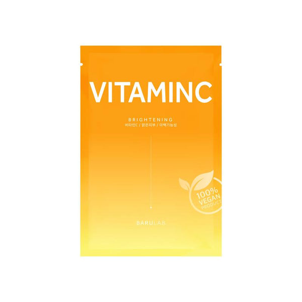 The Clean Vegan Mask - Vitamin C