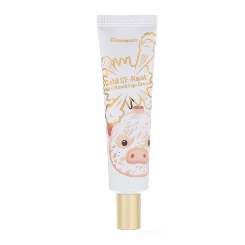 Gold CF-Nest White Bomb Eye Cream 30ml